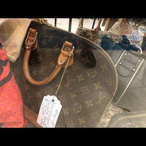 Louis Vuitton Bags - Vintage Alma PM Louis Vuitton